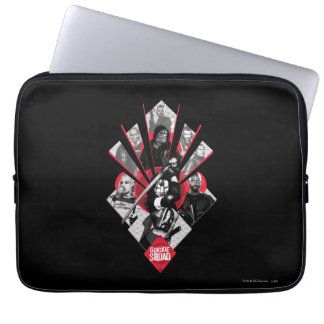 Suicide Squad | Task Force X Japanese Graphic Laptop Sleeve
