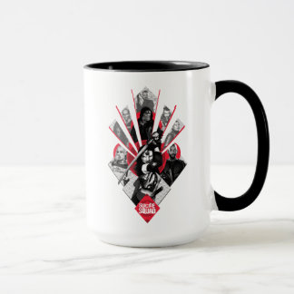 Suicide Squad | Task Force X Japanese Graphic Mug
