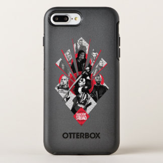 Suicide Squad | Task Force X Japanese Graphic OtterBox Symmetry iPhone 7 Plus Case