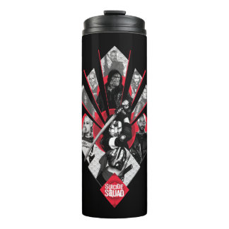 Suicide Squad | Task Force X Japanese Graphic Thermal Tumbler