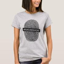 Suicide Sucks Hashtag T-Shirt, Suicide Prevention T-Shirt