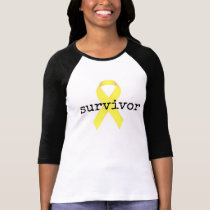 Suicide Survivor T T-Shirt