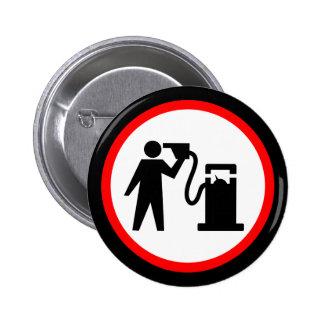 Suicidio de la gasolina pin