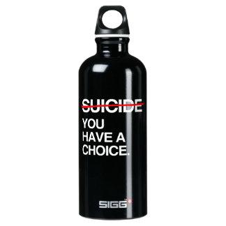 SUICIDIO DEL FINAL USTED TIENE UNA OPCIÓN