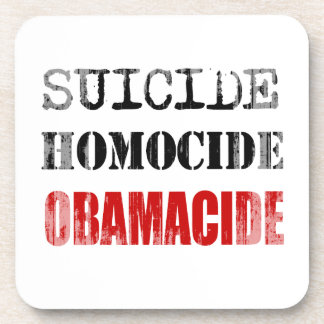 SUICIDIO, HOMOCIDE, OBAMACIDE Faded.png Posavasos