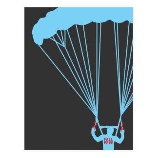 suicidio skydive postal