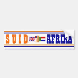 Suid-Afrika Etiqueta De Parachoque