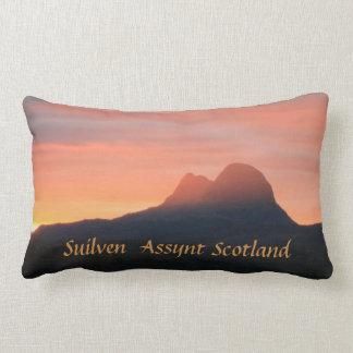 Suilven  Sutherland   Scotland Throw Pillows