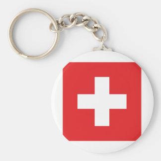 suisse_1 basic round button keychain