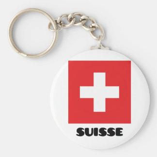 suisse_2 basic round button keychain