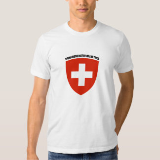 Suisse: Confoederatio Helvética Remera