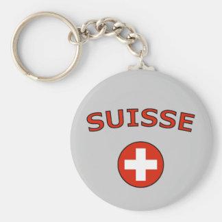 Suisse Llavero Personalizado