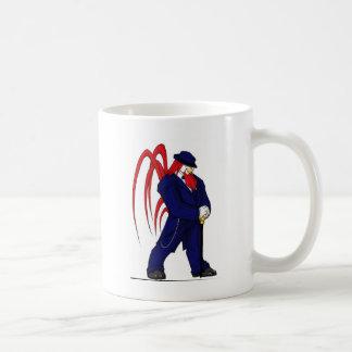 suit1Blue Coffee Mug