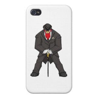 suit2 iPhone 4 cárcasa