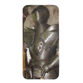 Suit of Armor iPhone 5 Pouch