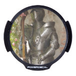 Suit of Armor LED Car Decal