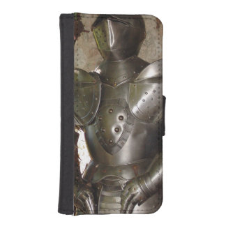 Suit of Armor Phone Wallet Cases