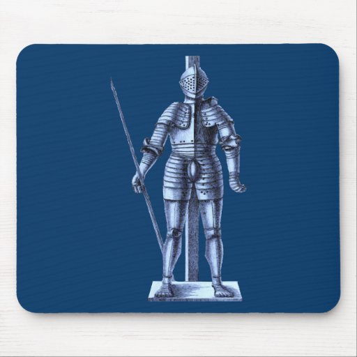 Suit Of Armour Mousemat