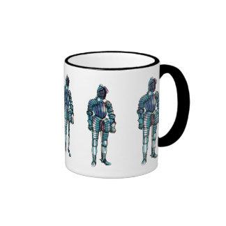 Suit of Armour Coffee Mugs