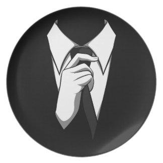 Suit Plate