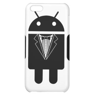Suit up Android iPhone 5C Covers