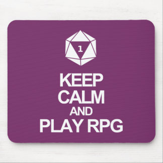 Suitable for RPG players Mouse Pad