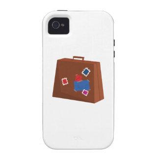 Suitcase iPhone 4/4S Case