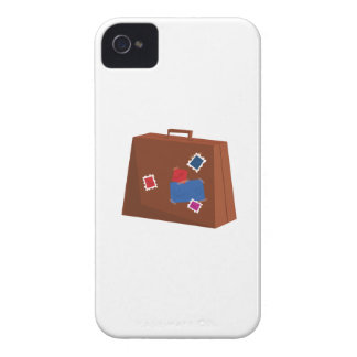 Suitcase iPhone 4 Cover