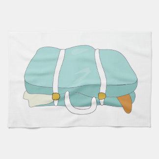 Suitcase Towels
