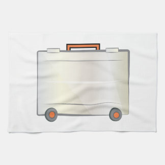 Suitcase Hand Towels