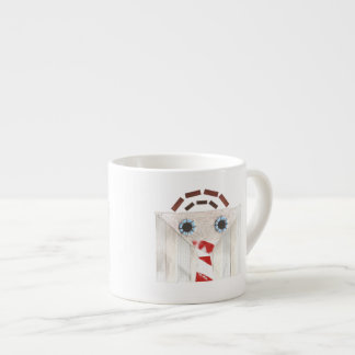 Suitcase Man Expresso Cup