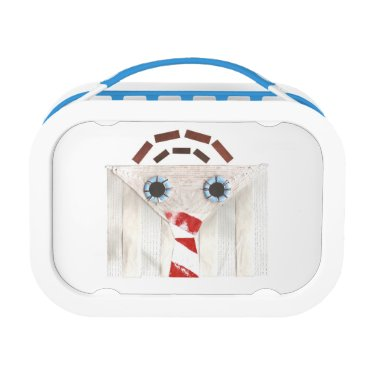 Professional Business Suitcase Man Lunchbox