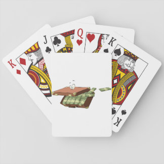 Suitcase Of Money Playing Cards