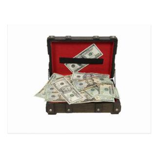 SuitcaseMoney080409 Postcard