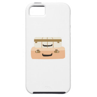 Suitcases iPhone 5 Cover