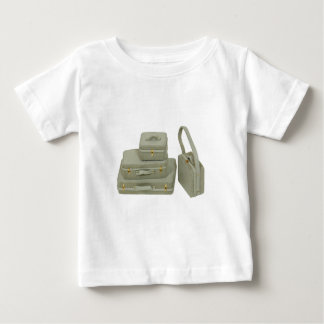 Suitcases030609 copy baby T-Shirt