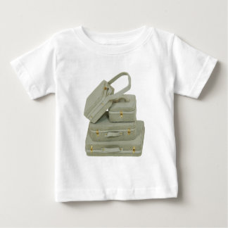 Suitcases1030609 copy baby T-Shirt