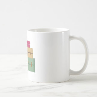 Suitcases Coffee Mug