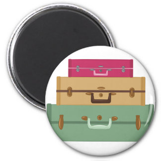 Suitcases Magnet