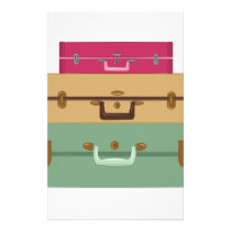 Suitcases Stationery