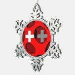 Suiza #1 adornos