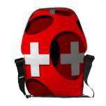 Suiza #1 bolsas de mensajería
