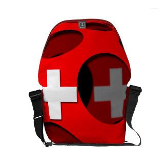 Suiza #1 bolsas messenger