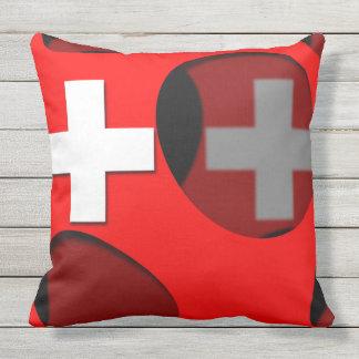 Suiza #1 cojín de exterior