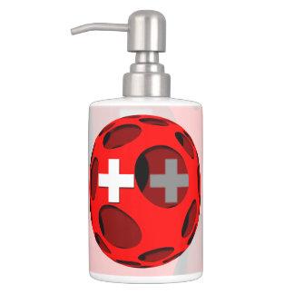 Suiza #1 conjuntos de baño