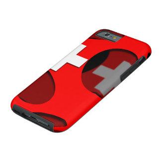 Suiza #1 funda de iPhone 6 tough