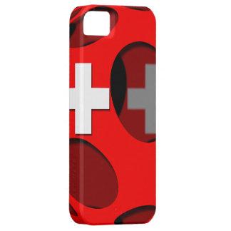 Suiza #1 iPhone 5 fundas