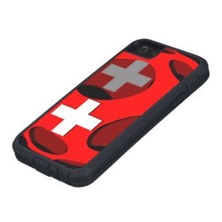 Suiza #1 funda para iPhone SE/5/5s