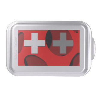 Suiza #1 molde para pasteles