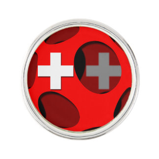 Suiza #1 pin